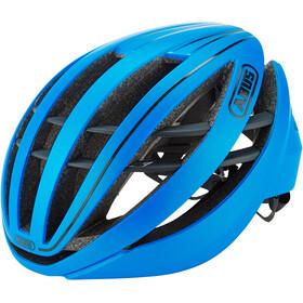 ABUS Aventor Road Helmet steel blue